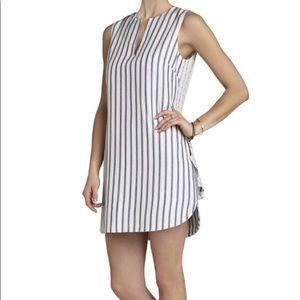 BCBGMaxAzria YOUSRA white/blue dress